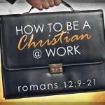 Il lavoro in una prospettiva evangelica