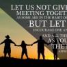 Avviciniamoci a Dio assieme